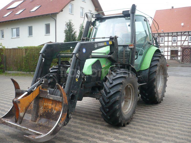 Tractor Deutz Forestier de Vanzare